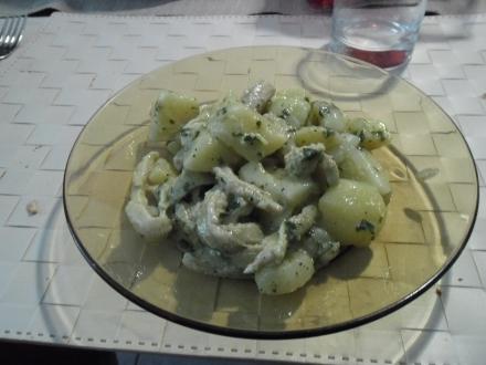 Trippa con patate